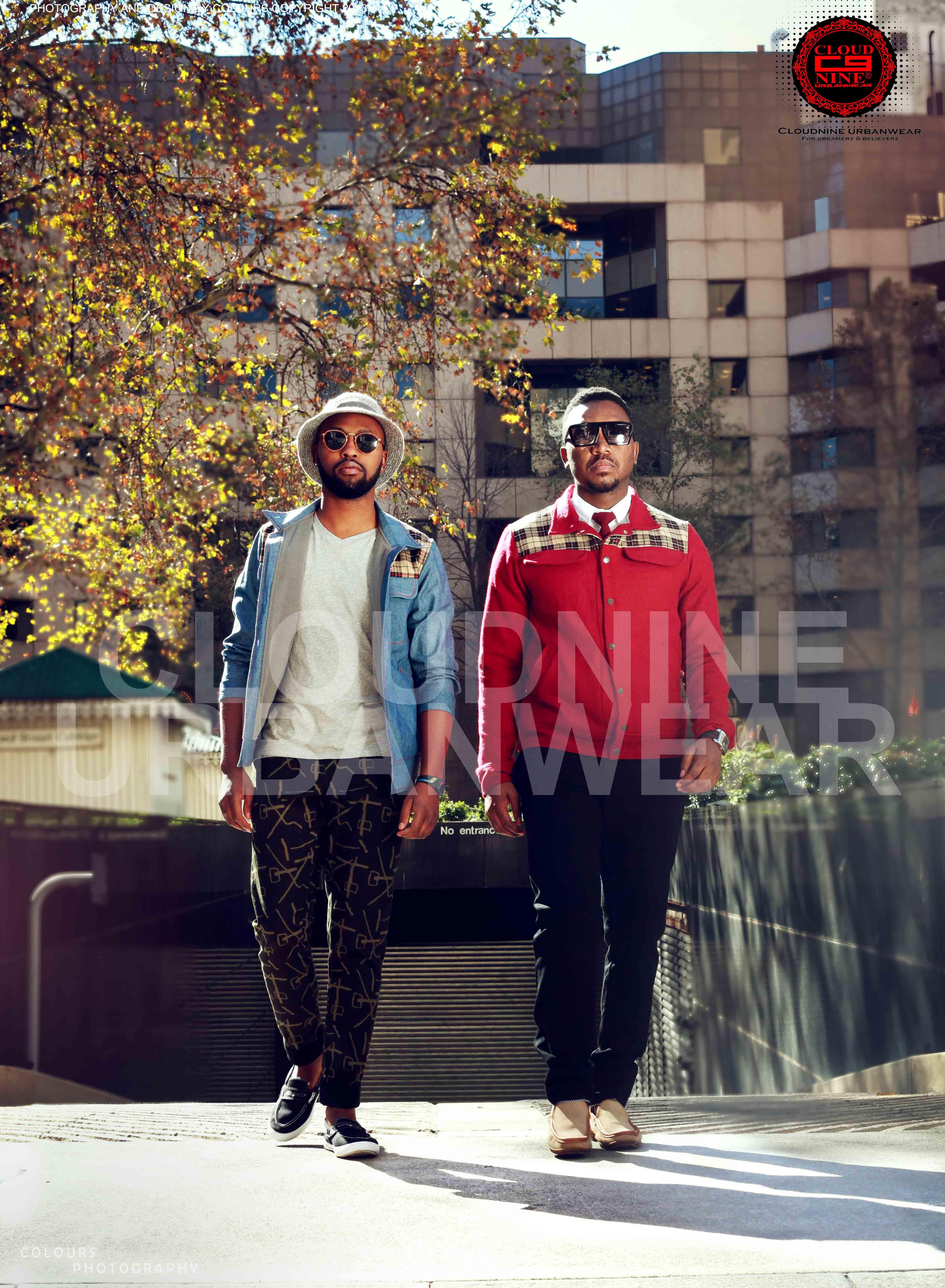 6990e9c8559f Cloudnine Urbanwear WINTER Denim and Maroon Jackets......Coming soon