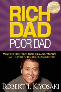 Rich-Dad-Poor-Dad book by Robert Kiyosaki